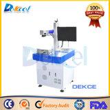10W/20W/30W Desktop Fiber Laser Marking Engraving Machine for Hardware