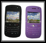 Silicon Case with Keypad for Blackberry