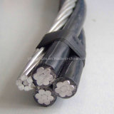 Aerial Bundle Cable Four Core XLPE Insulated