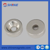 Strong NdFeB Ring Countersunk Magnet