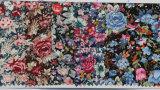 Handmade Men′s Printed Floral Fabric Necktie