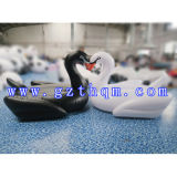 Popular Advertising Giant Inflatable Cartoon Character/Advertising Swan Cartoon