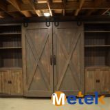 High Standard Modern Barn Door Hardware for Cabinet