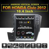 """OEM Android Vertical Screen 10.4"""" Car GPS for Honda Civic"""