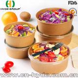 Factory Wholesale Customized Salad Paper Bowl Set