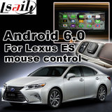 Android 6.0 GPS Navigation System Video Interface for 2011-2017 Lexus Es etc