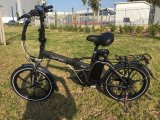 City 48V13ah All Terrain 500W High Speed Folding Electric Bike