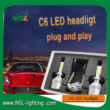 H15 LED Headlight C6 COB Chip Apply to Motorcycle Cras