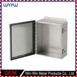 OEM Custom Small Stainless Steel Enclosure Metal Junction Box
