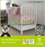 New Design Fashionable Pine Wood Baby Cot/Bed/Crib