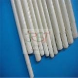 Insulation Polishing Wear Resistance Industrial 99% Al2O3 Alumina Ceramic Rod