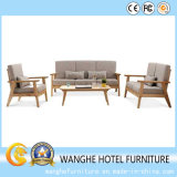 Hotel Living Room Furniture New Style Living Room Combination Fabric Sofa