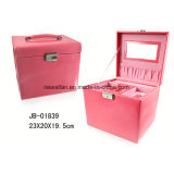 Luxury Gift Packing Display Jewellery Box Beauty Jewelry Case