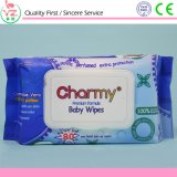 2017 Non-Woven Fabric Adult Wet Wipes Without Alcohol