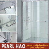 Customize Project Tempered Glass Bathroom Shower Cabin Enclosure