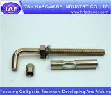 Carbon Steel Zinc Yellow Plated Expansion Anchor Bolt