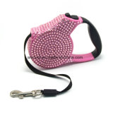 Retractabel Dog Leash with Diamond Over 20kg