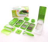 Multifunctional 12 PCS Vegetables Chopper