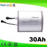 11.1V 30ah Rechargeable Battery Li-ion Solar Street Lighting Wholesale