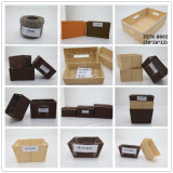 Crafted Paper String Home Storage Bins (PS series)