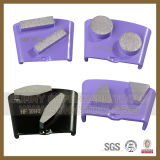 Metal Diamond Tools Grinding Disc HTC Concrete Grinding Pad for Floor Grinder