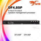 DJ Equipment Set Guangzhou Skytone Df4.8sp 7-Band Digital Sound Processor