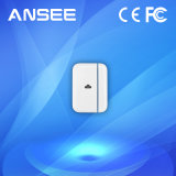Smart Wireless Door Sensor for Alarm System, battery Supported