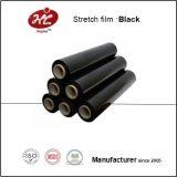 Color Black Stretch Film Stretch Paletizador Negro