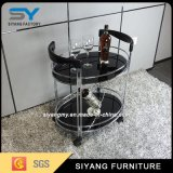 Stainless Steel Banquet Furniture Dining Trolley
