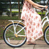 Fw-1new Style Shaft Driven Shaft Drive City Bike Commuting Bicycle 3 Gears for Girls Ladies Factory Price MOQ 1PC