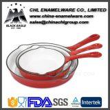 Amazon Wholesale Non Stick Cast Iron Enamel Casserole Cookware Set