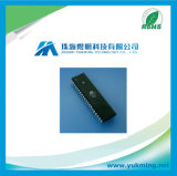 Integrated Circuit of 8k Bytes Microcontroller Flash IC At89c52-24pi