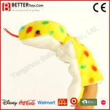 Stuffed Toy Plush Animal Snake Hand Puppet for Kids/Children