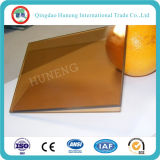 6mm Golden Bronze Reflective Glass with Best Quality