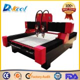 5.5kw Multi-Head Marble Stone 3D Diamond Reliefing Ceramic Carving CNC Router Machine