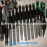Hobbing Process Alloy Steel Worm