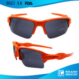Fashion Funny Shape Frame Eyewear Half Rim Sport Sunglasses