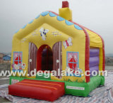 Inflatable Butterfly Jumping Bouncer, Butterfly Bouncy Castle