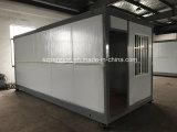 Colorful Design Mobile Prefabricated/Prefab Construction Area House