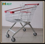 60 Liters Budget Supermarket Trolley Mjy-60b-PU
