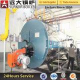 Wns4-1.25q 4ton/Hr Steam Output Best Oil Boilers