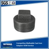 Competitve Malleable Cast Iron Adaptor with China OEM Service