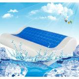Visco Elastic Gel Memory Foam Contour Pillow