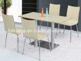 Light Yellow House Furniture Big Size Collapsible Tables (FOH-BC15)