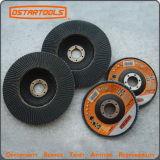 Silicon Carbide Abrasive Flap Disc with Fiberglass Base