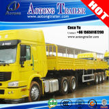 Tri Axles Cargo Transporting Truck and Trailer for Sale