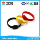 Wholesale Customized Color RFID Silicone Wristband