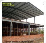 Long Life Span Doubledeck Steel Structure
