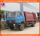 4X2 8tons Compression Garbage Truck 10m3 Garbage Compactor Truck