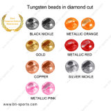 Tungsten Beads in Diamond Cut 08A-017